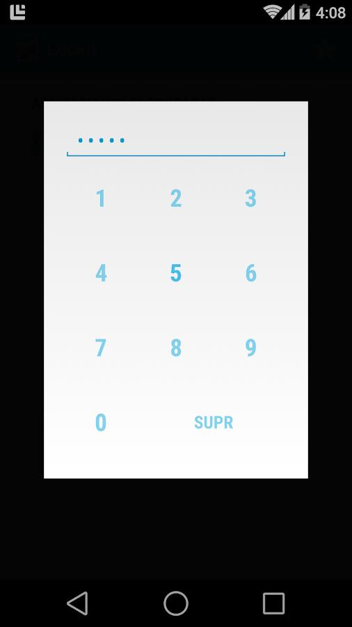 LockIt Free- screenshot