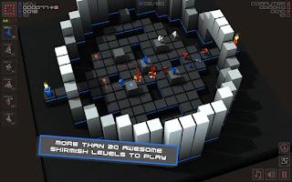 Screenshot of Cubemen