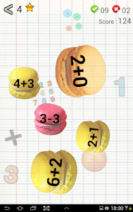 AB Math lite - games for kids - screenshot thumbnail