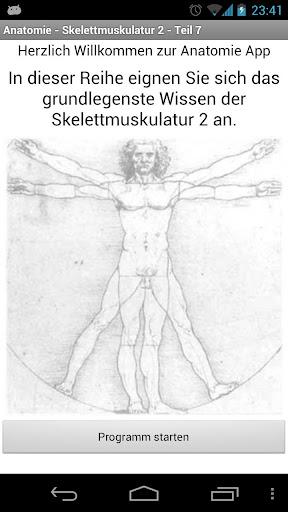 Anatomy - Skeletal Muscles 2