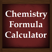 Chemistry Formula Calculator