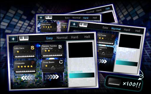 Piano Holic rhythm game -free
