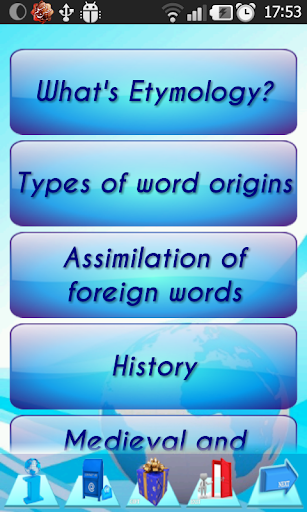 Etymology 280 Word-Roots Pro