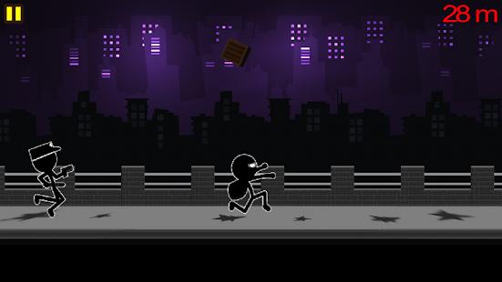 DOROBO 跳跑小遊戲