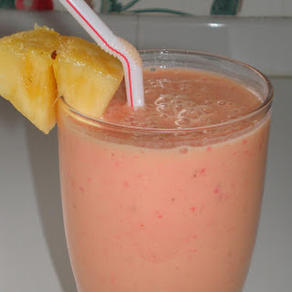 Frothy Fruit Smoothies