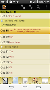 Memo Journal - screenshot thumbnail