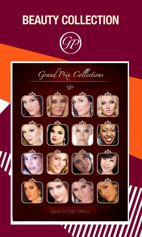 Beauty World Grand Prix - screenshot