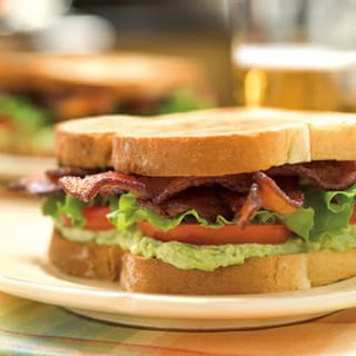 The Best BLTA Sandwich