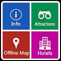 Bali Offline Guide icon