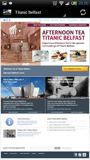Titanic Belfast App