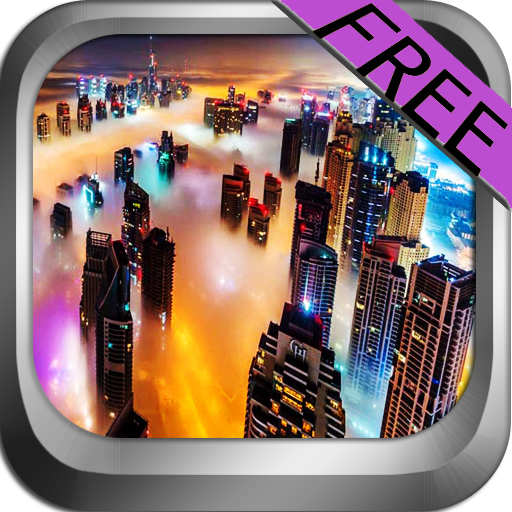 5D城市夜景主题 生活 App LOGO-硬是要APP
