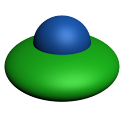 Destroy Aliens logo