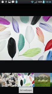 LG Optimus G Wallpapers HD - screenshot thumbnail