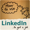 How to use LinkedIn logo