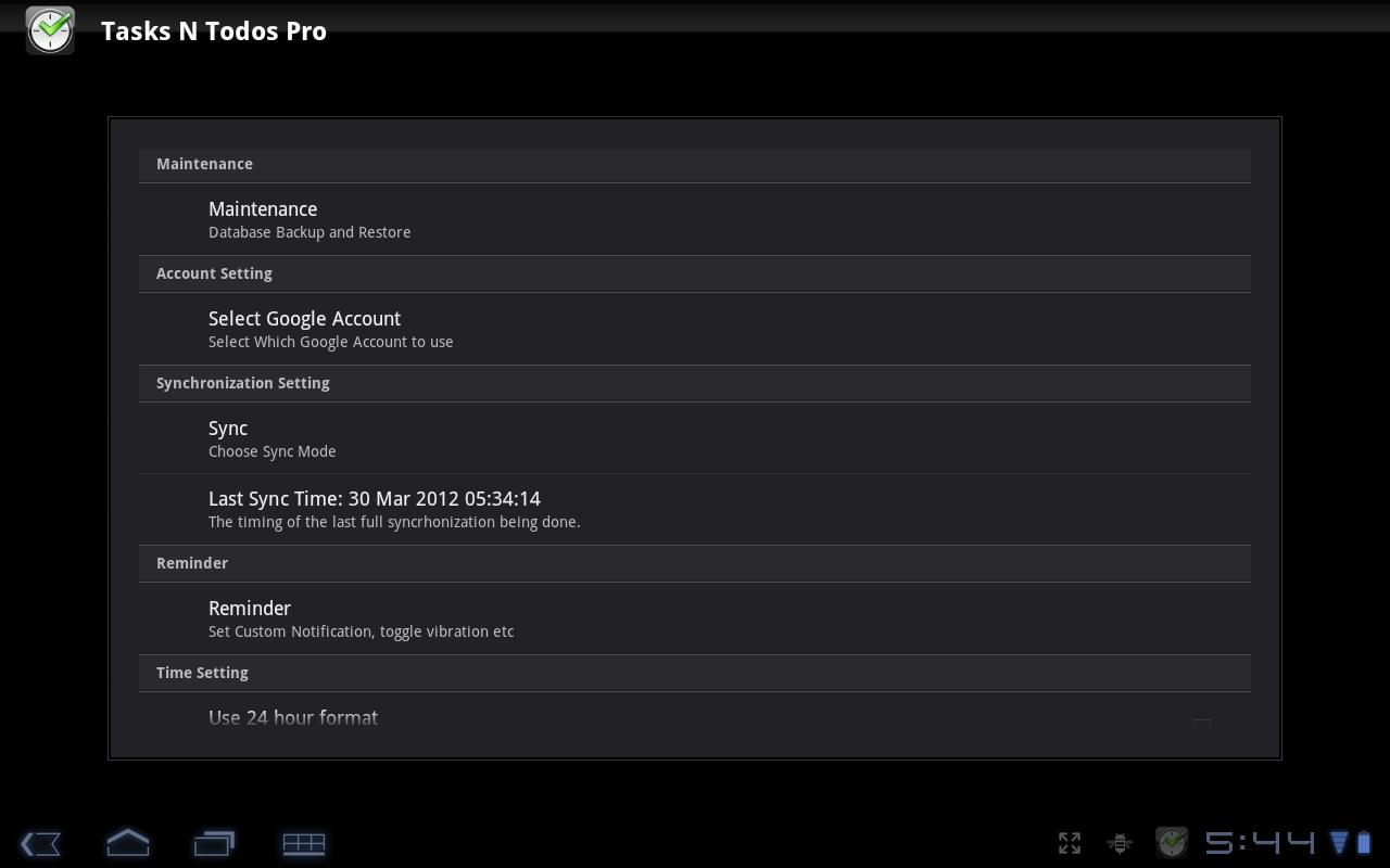 Tasks N ToDos Pro - To Do List- screenshot