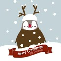 Pepe-christmas Go contacts icon