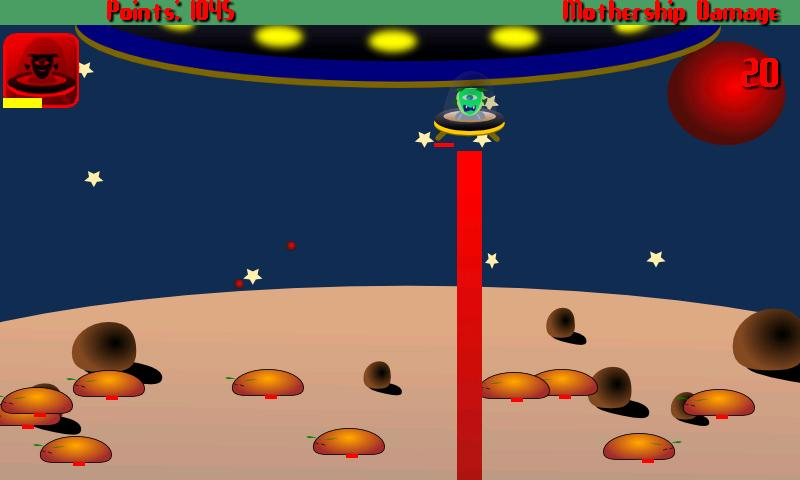 Alien Devastation- screenshot