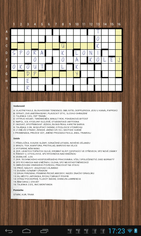 Crossword Kingdom- screenshot