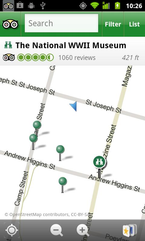 New Orleans City Guide screenshot #2