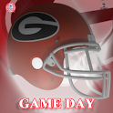 Georgia Bulldogs Gameday logo
