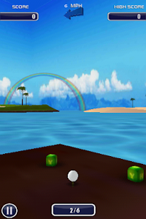 Golf 3D- screenshot thumbnail