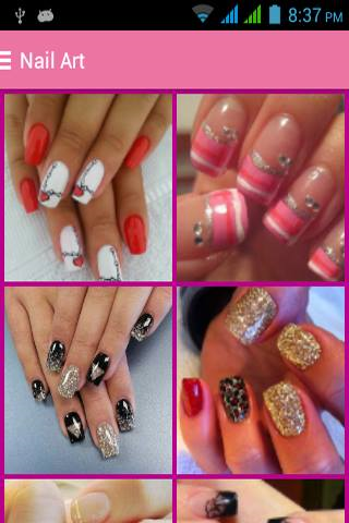 Nail Art Designs 2015 New
