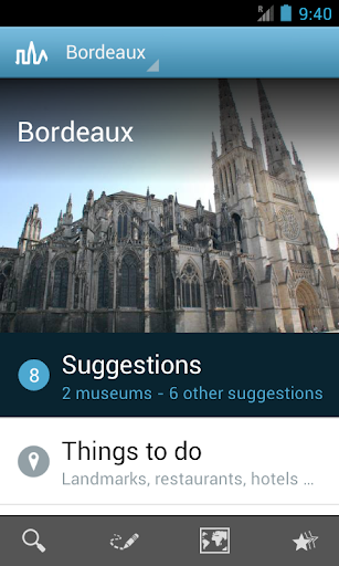 Bordeaux Guide by Triposo