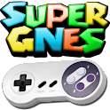 SuperGNES (SNES Emulator) logo