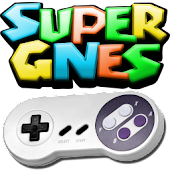 SuperGNES (SNES Emulator) icon