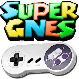 SuperGNES (SNES Emulator)
