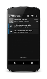 Flow Theme for CM9/CM10.2 - screenshot thumbnail