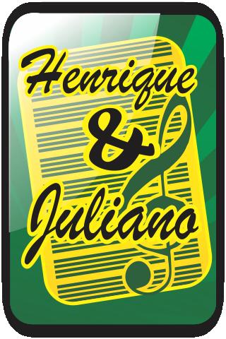 【免費娛樂App】Henrique & Juliano Letras-APP點子