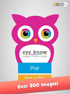 Eye Know: Animals- screenshot thumbnail