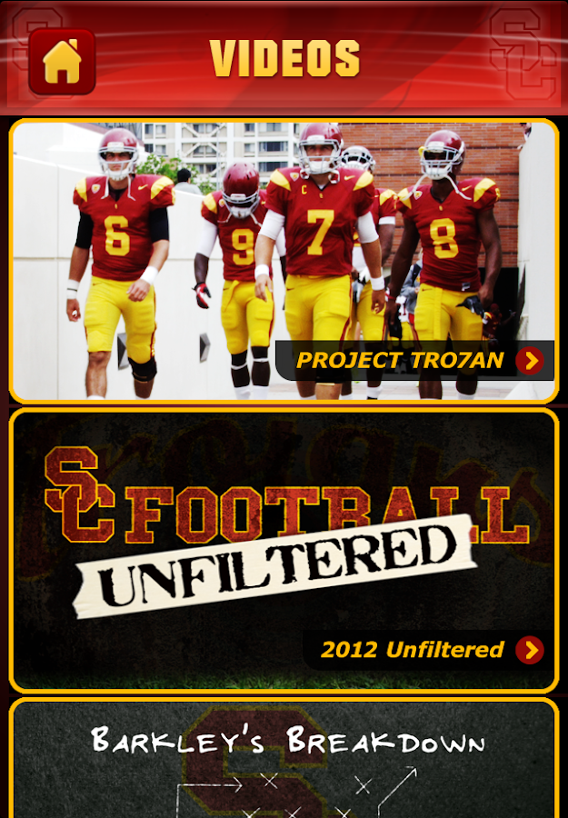 USC Trojans GameDay - screenshot