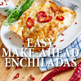 Michael Symon Green Chile Chicken Enchiladas Recipe Ingredients