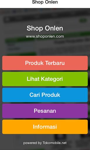 Shop Onlen
