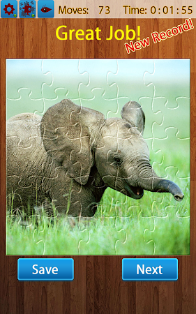 Jigsaw Puzzles 1.4.3 screenshot 212381