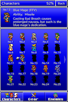 Screenshot of FINAL FANTASY ALL THE BRAVEST