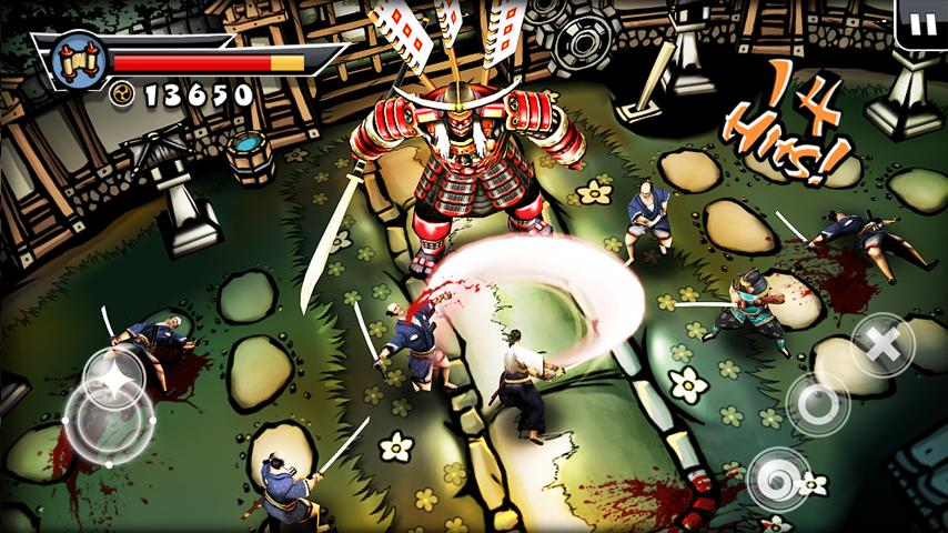 Samurai II: Vengeance THD - screenshot