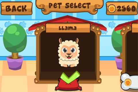 My Virtual Pet - Cats and Dogs- screenshot