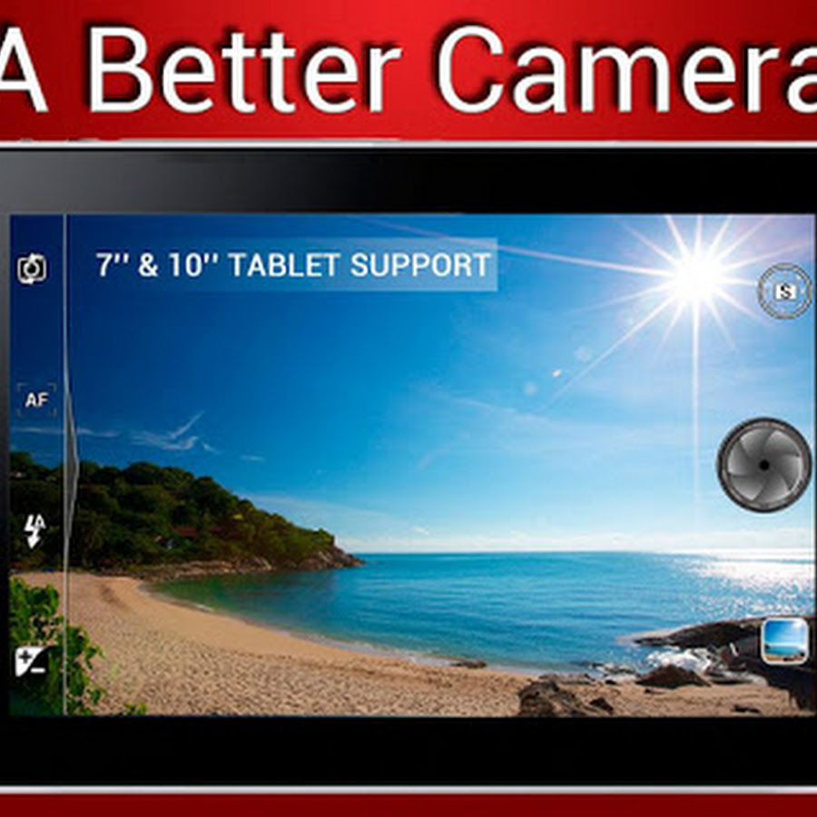a better camera 3.17 android камера