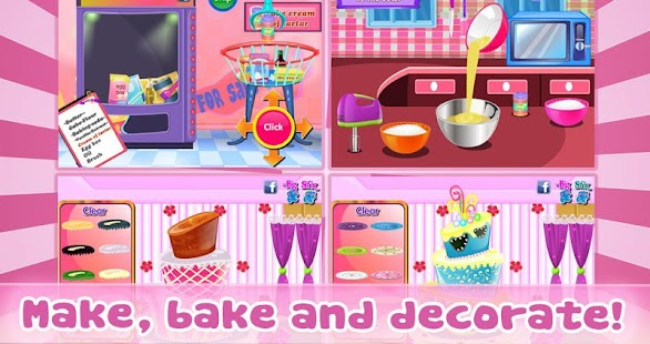 Crazy Delicious Cakes- screenshot thumbnail