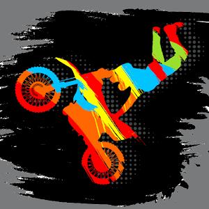 越野摩托車壁紙 運動 App LOGO-APP試玩