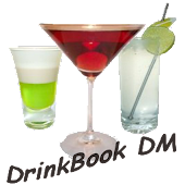 DrinkBook DM
