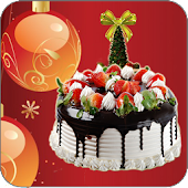 Christmas Yummy Cake Stickers