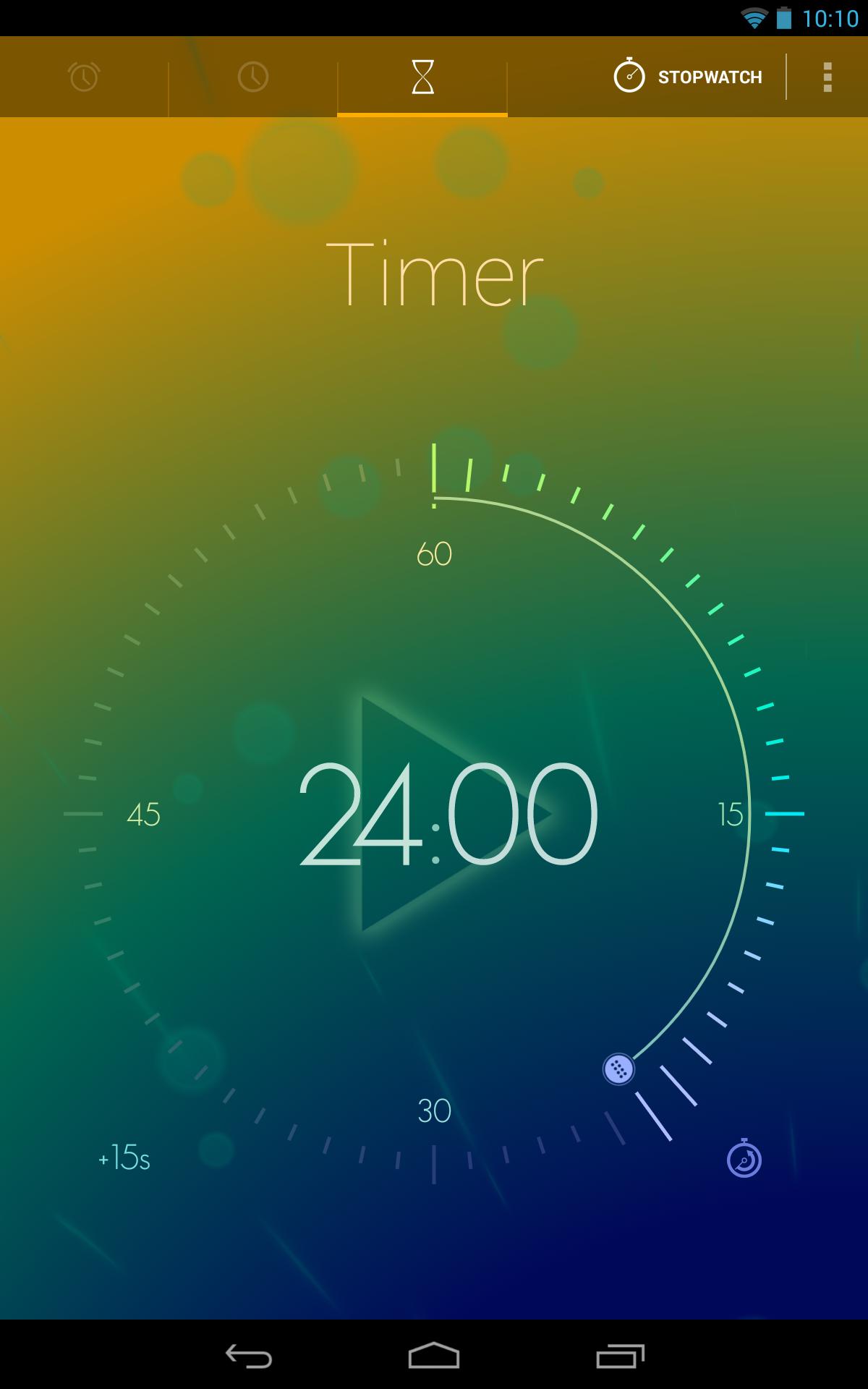 Timely Alarm Clock screenshot #16
