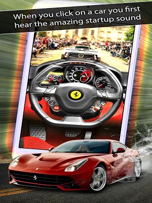 0 SuperCar Sounds App screenshot