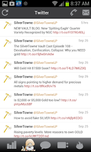 Silver Now- screenshot thumbnail