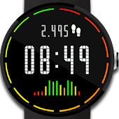 Fit Watch Face - Pedometer