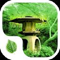 Jardin Zen Fond d'Ecran Animé icon